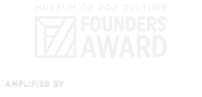 Museum of Pop Culture Founders Award Amplified by Amazon Music and Twitch